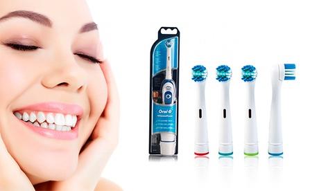 Recambios compatibles con cepillo Oral-B desde 9,90€ o cepillo Oral-B Advance Power con recambios compatibles por 24,90€