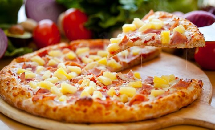 Pizza gigant o średnicy 45 cm od 19,90 zł w Pizzerii Roma (do -52%)