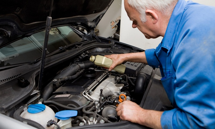 Silver Arrow Autohaus - San Diego: Fuel-Injection Cleaning, Diagnosis, or Starting- and Charging-System Analysis at Silver Arrow Autohaus (Up to 47% Off)