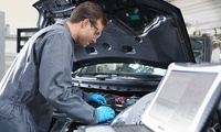 Car Engine Carbon Clean with an Optional Valet Service at SN Autohaus (Up to 52% Off)