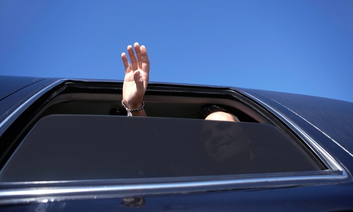 Find It All Car Audio - Mid-Wilshire: Basic or Premium Window Tinting for Five Car Windows at Find It All Audio (Up to 50% Off)