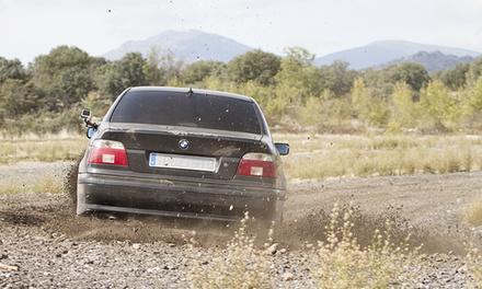 Curso de Rally a elegir en BMW V8