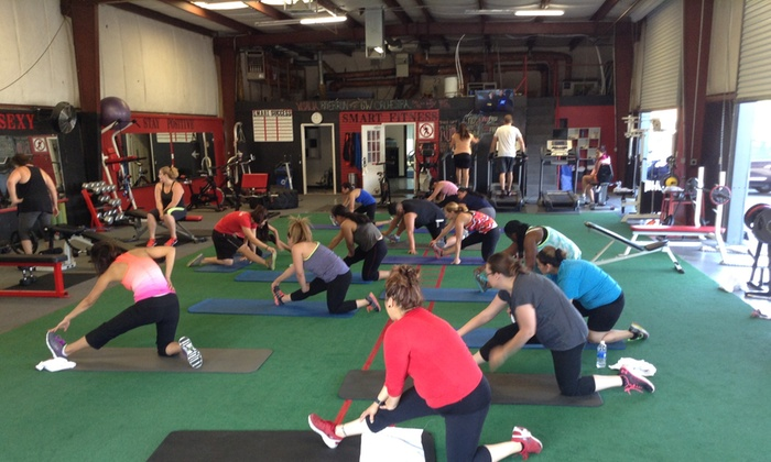 S.M.A.R.T. Fitness - Visalia: $160 for $380 Worth of Personal Traning and Boot Camp at S.M.A.R.T. Fitness