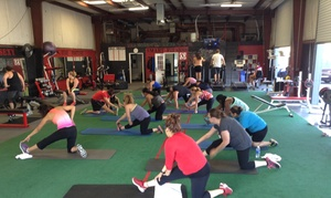S.M.A.R.T. Fitness: $160 for $380 Worth of Personal Traning and Boot Camp at S.M.A.R.T. Fitness
