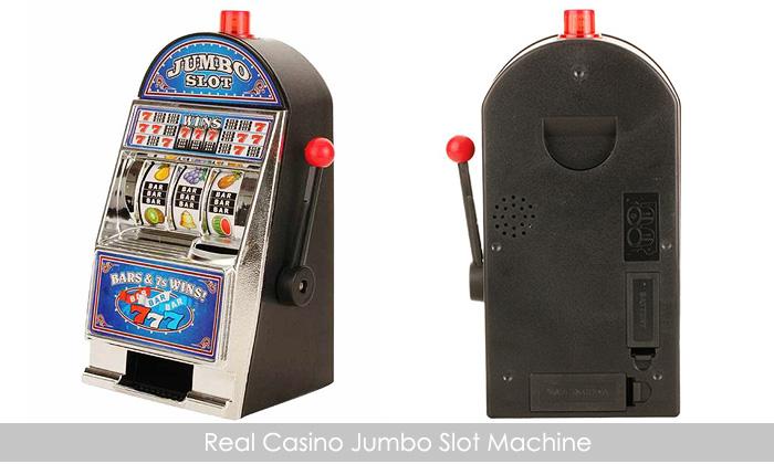 jumbo slot machine bank replication