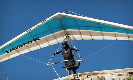Hang-Gliding Lesson for 1 Person (a $199 value) - High Desert Hang Gliding in