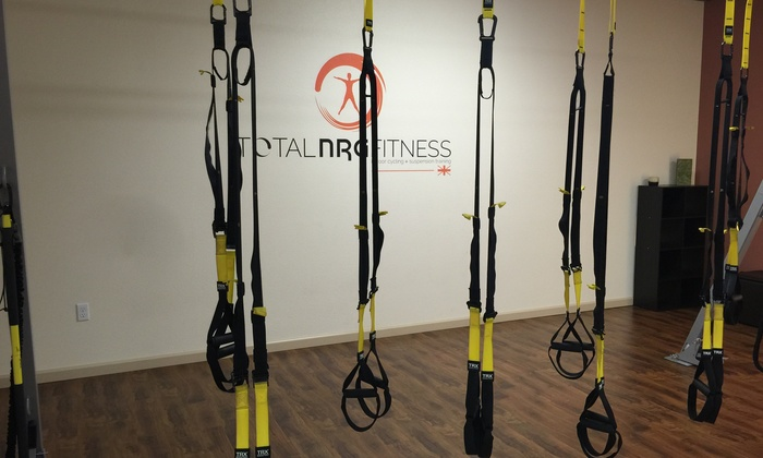 Total Nrg Fitness - Vail Ranch: Five Fitness Classes at Total NRG Fitness (65% Off)