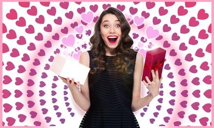 Swarovski Elements Valentine's Day Mystery Gift (4-Piece)