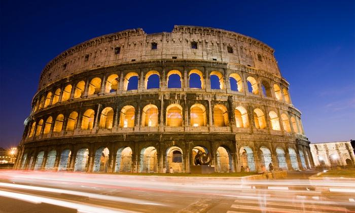 Associazione Culturale Archeologia - Associazione Culturale Archeologia: Visita guidata ai monumenti dell'Antica Roma per 2 o 4 persone (sconto fino a 71%)