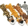 Giant Dawdler Dudes Assorted Dog Toys (3-Pack)