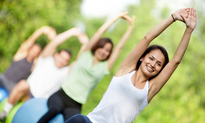 Body Soiree - Waukegan: 6, 8, or 10 Boot-Camp Classes from Body Soiree (50% Off)