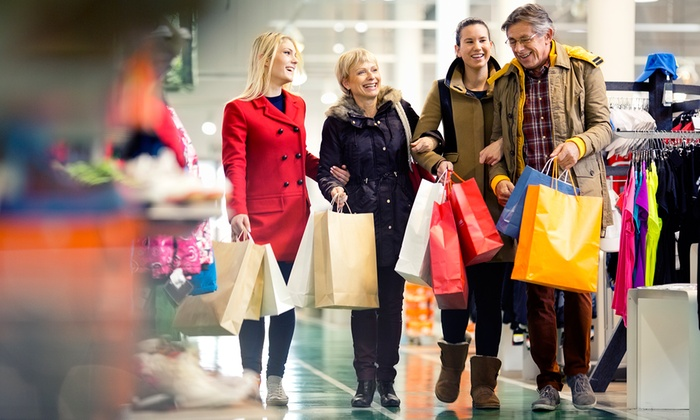 Eastland Mall - Columbus: $25 for a $50 Gift Card to the Shops at Eastland Mall ($50 Value)