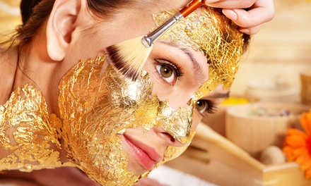 45-Minute Spa Package with Facial at Sara's Skin Care Studio (49% Off)