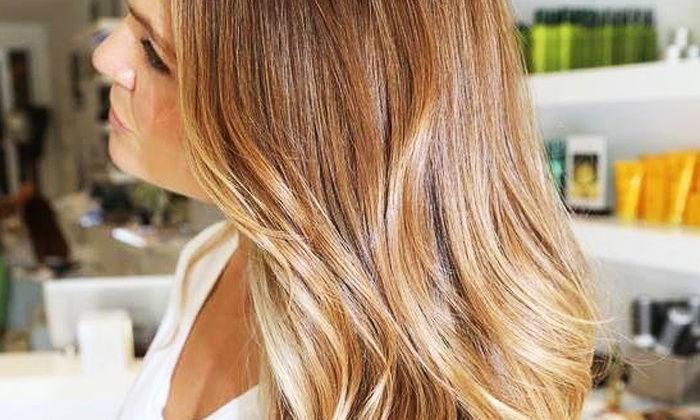 Hair by Juliana Adames - Gateway Plaza: Brazilian Blowout with Option for Haircut, or Cut with Conditioning and Style at Hair by Juliana Adames (Up to 57% Off)