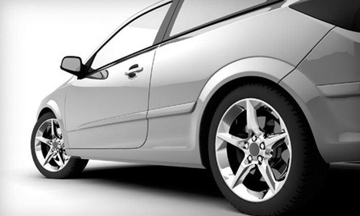The Polish Shop - Akron: Full Detail for Car or Truck, SUV, or Van at The Polish Shop (Up to 54% Off)