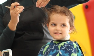 Up to 37% Off Kids' Haircuts at Cookie Cutters at Cookie Cutters, plus 6.0% Cash Back from Ebates.