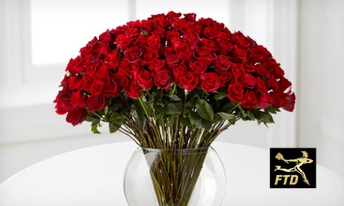 FTD: $20 for $40 Worth of Valentine's Day Flowers and Gifts from FTD