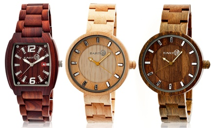 Earth Root and Sagano Wood Watch