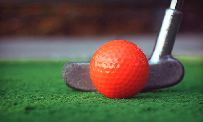 Everett Minigolf Adventures - Everett Mall South: Two or Four Rounds of Miniature Golf or Two-Hour Party for Up to 10 at Everett Minigolf Adventures (Up to 58% Off)