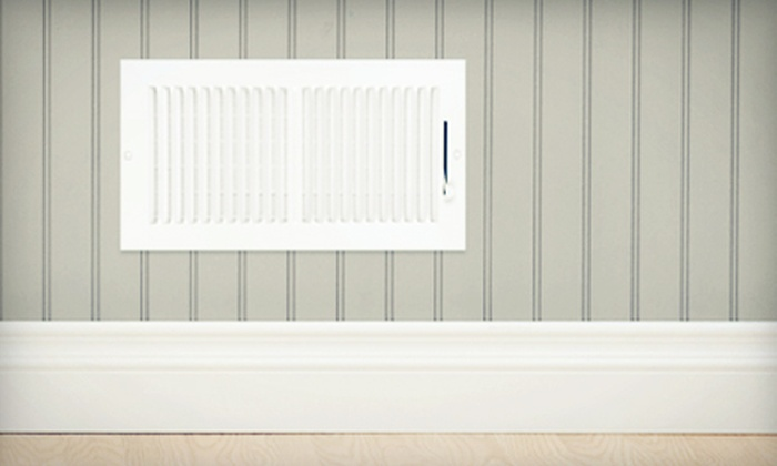 Absolute Clean HVAC - Pensacola / Emerald Coast: $49 for Air-Duct and Dryer-Vent Cleaning from Absolute Clean HVAC ($275 Value)