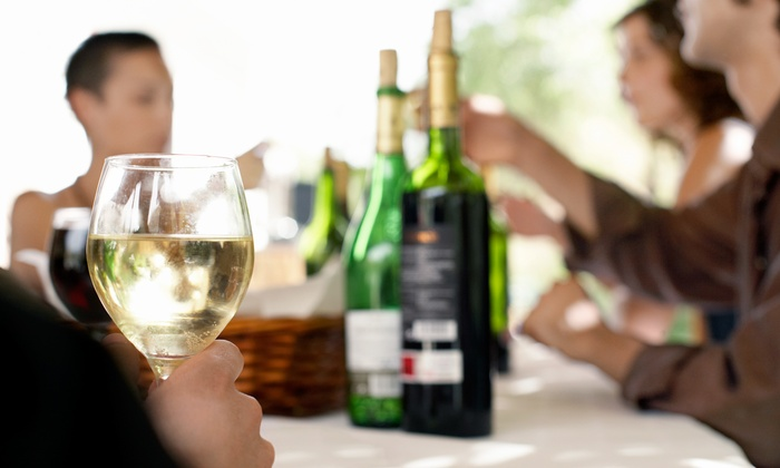 My Wine Cellar - Ahwatukee Foothills: Four-Week Wine 101 or Wine 201 Class for Two at My Wine Cellar (Up to 51% Off)