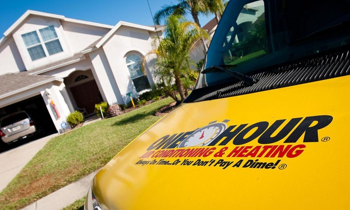 One Hour Miami - Miami: HVAC Cleaning and Inspection from One Hour Air Conditioning (58% Off)