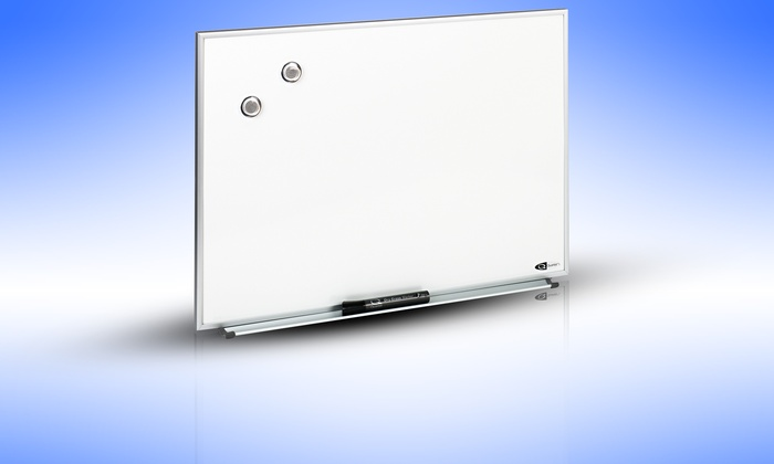 "23""x16"" Magnetic Dry Erase Board: 23""x16"" Magnetic Dry Erase Board. Free Returns."