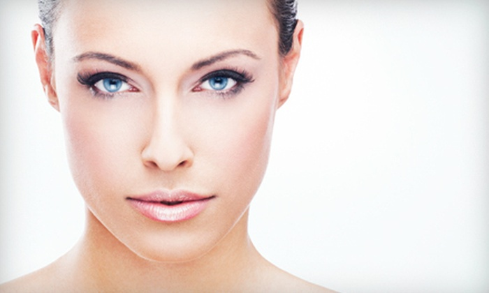 Just Face It Medspa - West Sahara: One or Three Anti-Aging or Back Facials at Just Face It Medspa (Up to 80% Off)