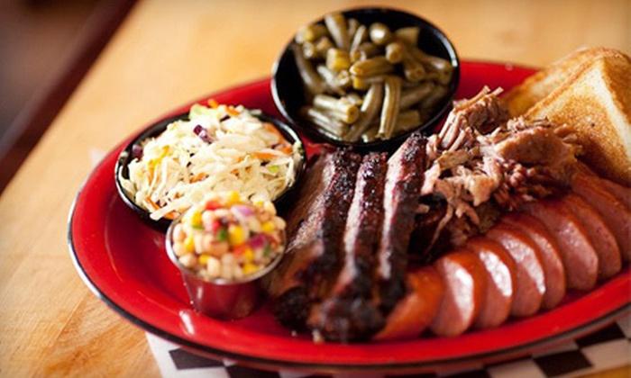 Rib Crib BBQ & Grill - Lakeland: $8 for $16 Worth of Barbecue at Rib Crib BBQ & Grill