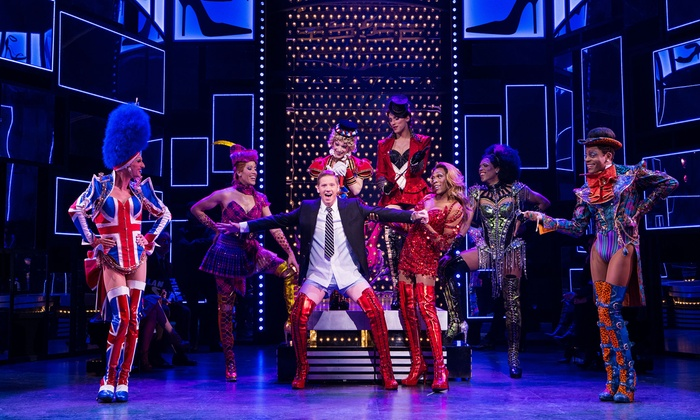 """Kinky Boots - Royal Alexandra Theatre: """"Kinky Boots"""" Musical on March 22-April 17"""