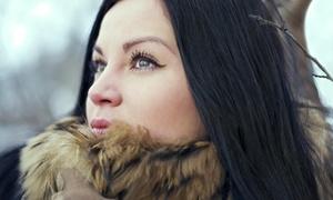 Silk Nails and Spa: Up to 52% Off Eyelash Extensions  at Silk Nails and Spa