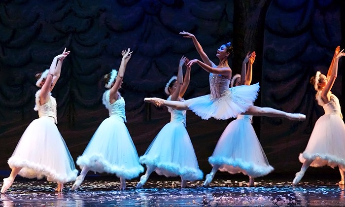 """The 20th Anniversary of """"The Nutcracker"""" - TCNJ: Roxey Ballet Presents: The 20th Anniversary of """"The Nutcracker"""" at College of New Jersey - Kendall Hall (Up to 32% Off)"""