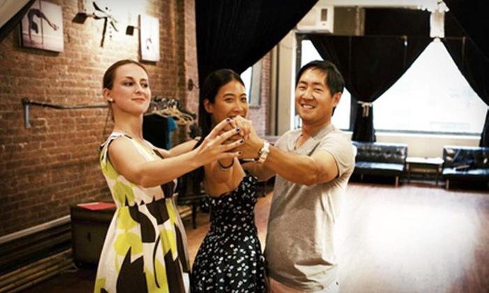 Bienvenue Dance Center - Midtown South Central: 5 or 10 Dance Classes at Bienvenue Dance Center (Up to 78% Off)