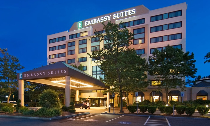 null - Boston: Stay at Embassy Suites Boston/Waltham in Greater Boston