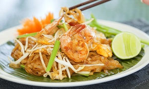 Tida Thai: $15 for $25 Worth of Thai Food at Tida Thai