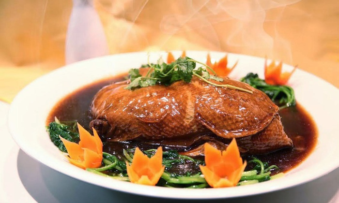 Nu Chinese Bistro - City Centre: Five-Course Prix Fixe Lunch or Dinner for Two or Four at Nu Chinese Bistro (Up to 48% Off)