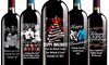 Etching Expressions: Custom-Etched Wine Bottles from Etching Expressions (Up to 53% Off)