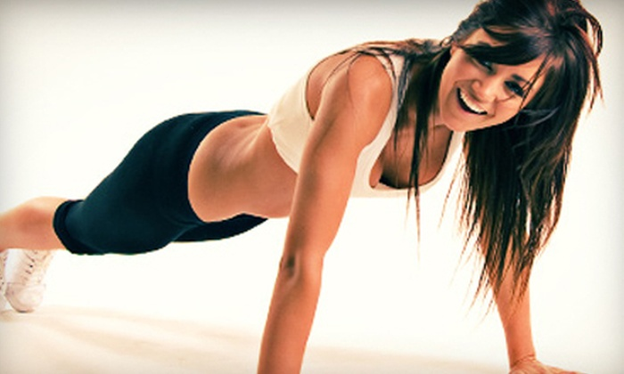 Heaven and Hell Bootcamp - H2 Heaven and Hell Fitness: One or Two Months of Unlimited Classes at Heaven and Hell Bootcamp (Up to 75% Off)