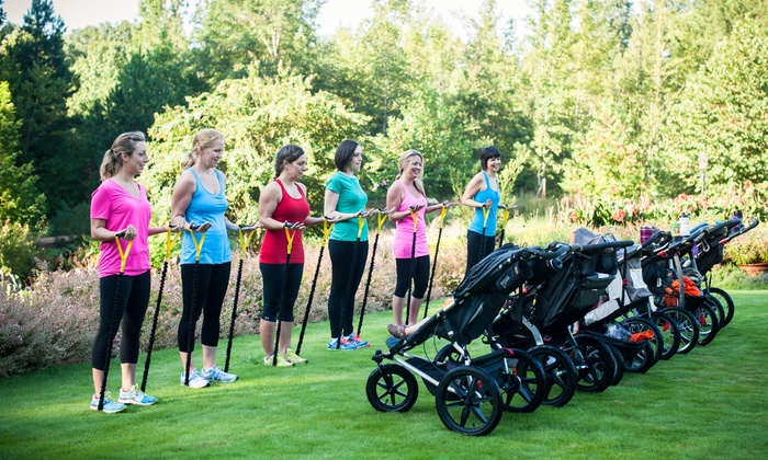 Baby Boot Camp Athens - Athens-Clarke County unified government (balance): Four Weeks of Unlimited Boot-Camp Classes at Baby Boot Camp Athens (65% Off)