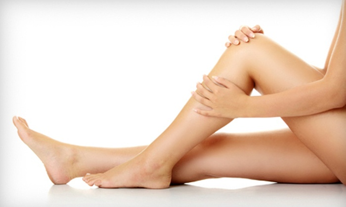 Unique Thread - Unique Thread: Full Waxes for Both Legs, with Optional Brazilian Wax at Unique Thread (Up to 51% Off). Three Choices Available.