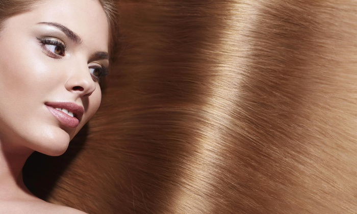 Foundation Hair Studio - Cherry Creek: A Haircut and Brazilian Blowout from Hair & Beauty Services by Diana (55% Off)