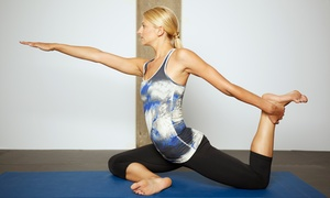 Pure Om Fairfax: 5, 10, or 20 Bikram-Yoga Classes at Pure Om Fairfax (Up to 73% Off)