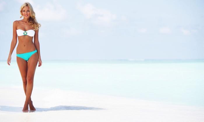Goddess Nail Spa - Hazlet: One or Three Spray Tans at Goddess Nail Spa