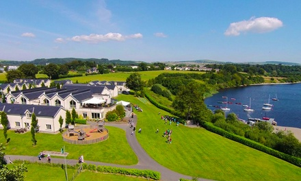 Co. Wicklow: Up to 5 Night Self-Catering Stay for Six with Leisure Access at Avon Ri Lakeshore Resort & Adventure Centre