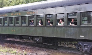 Midwest Railway Preservation Society: Tour and Train Ride or Engineer for a Day Course at Midwest Railway Preservation Society (Up to 52% Off)