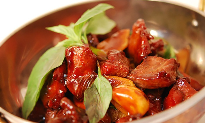 Ping by Charlie Chiang's - Fairlington - Shirlington: Pan-Asian Cuisine at Ping by Charlie Chiang's (47% Off). Two Options Available.