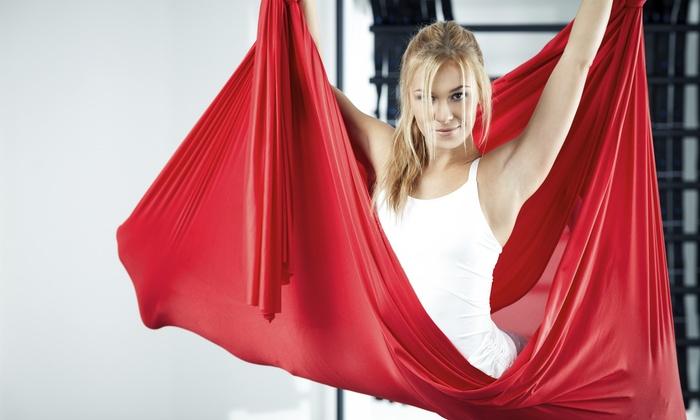 Pb Athletic Wear & Yoga - Palm Beach Gardens: Five Yoga Classes from PB Athletic Wear & Yoga (65% Off)