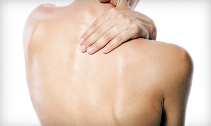 Family Back & Neck Care Centre - Multiple Locations: $49 for a Chiropractic Package with Massage, Exam, and Health Report from Family Back & Neck Care Centre (Up to $350 Value)