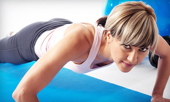 Body & Soul Fitness Revolution - East Aurora: $49 for a One-Month Boot-Camp Package at Body & Soul Fitness Revolution in East Aurora (Up to $436 Value)