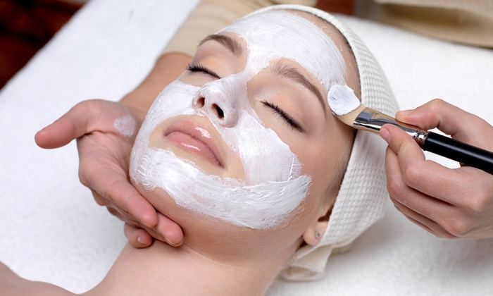 Aesthetica Skin Spa - Great Uptown: One, Two, or Three 60-Minute Facials at Aesthetica Skin Spa (Up to 61% Off)